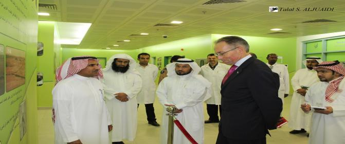 Australian Ambassador: the KSA will become the kingdom of the Red Gold